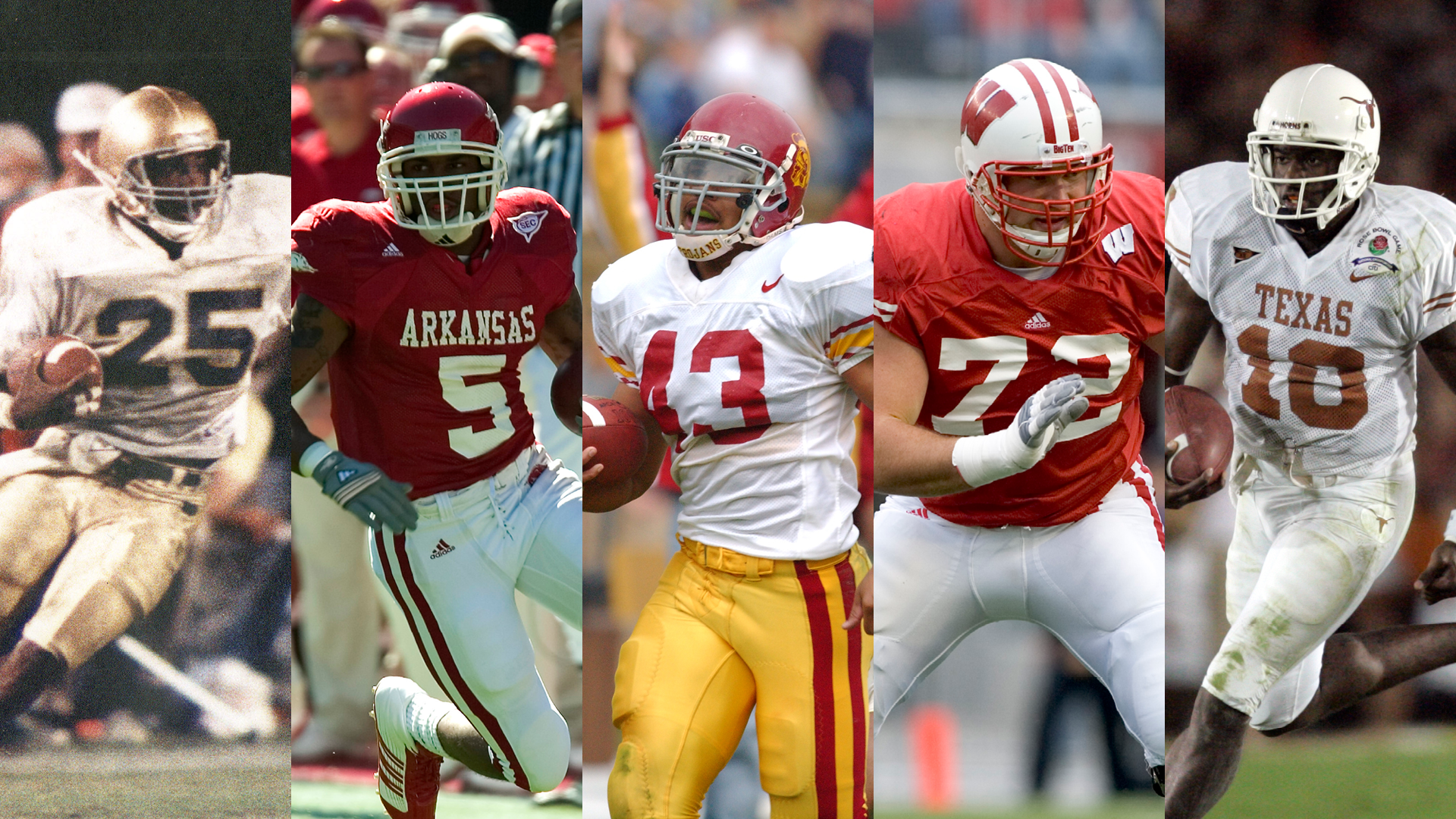 d5ce6822298 NFF Announces Legendary 2019 College Football Hall of Fame Class ...